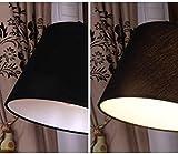 NA Gyy Home Hotel Iluminación Chic Jobs Lámpara de Mesa Dormitorio Mesita de Noche Aprenda Protección para los Ojos Luz Lámparas Decoradas Originalidad