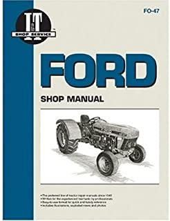 [ Ford New Holland Shop Manual: Models 3230, 3430, 3930, 4630, 4830[ FORD NEW HOLLAND SHOP MANUAL: MODELS 3230, 3430, 3930, 4630, 4830 ] By Intertec Publishing ( Author )Jan-01-1993 Paperback