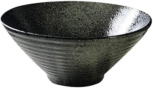 SLZFLSSHPK Bol Soupe Bols à céréales Céramique Bowl Ramen Bowl Soup Bowl Big Bowl Noodle Bowl Saladier Art de la table des ménages