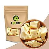 Kakaobutter unraffiniert Kakao Butter Stücke ohne künstliche Aromen nicht desodoriert Kakao Duft...