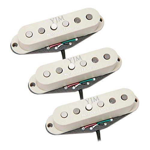 Seymour Duncan YJM Fury Strat Set Off White Electric Guitar Electronics