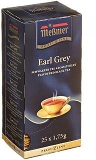 Meßmer Earl Grey 25 Teebeutel Profi Line - 12 Packungen