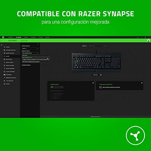 Razer Cynosa Lite Keyboard Gamer RGB Chroma Membrane (ESP Layout - QWERTY)