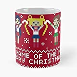 In The Name Of Moon Merry Xmas Classic Mug
