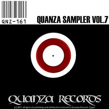 Quanza Sampler Vol.7
