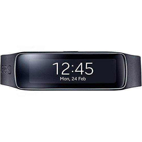 Samsung Gear Fit Smartwatch - Schwarz