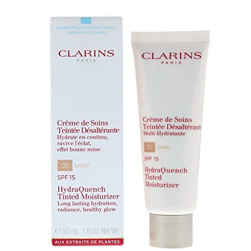 Clarins Multi-Hydratante Crème de Soins Teintée SPF 15 01 Sand 50 ml