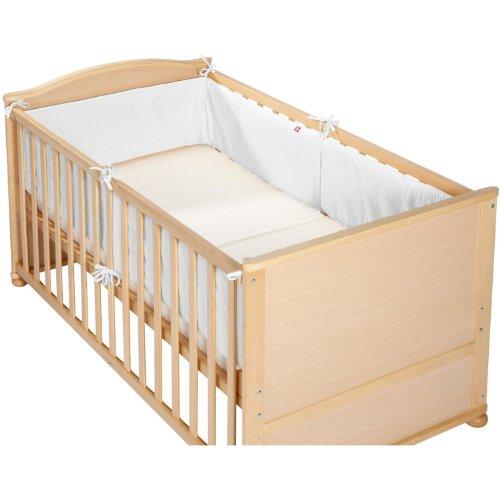 Linden 24301 – sänglakan rund för säng 70 x 140 cm