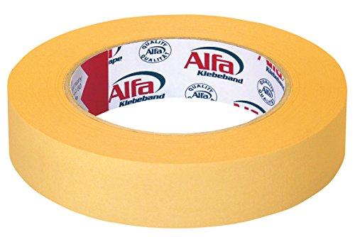 6x FineLine GOLD Washi Tape dünnes imprägniertes japanisches Reispapierband PREMIUM-Klebeband (6, 18mm x 50m)