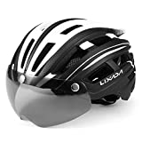 Lixada Adult Bike Helmet,Mountain Bike Helmet with...