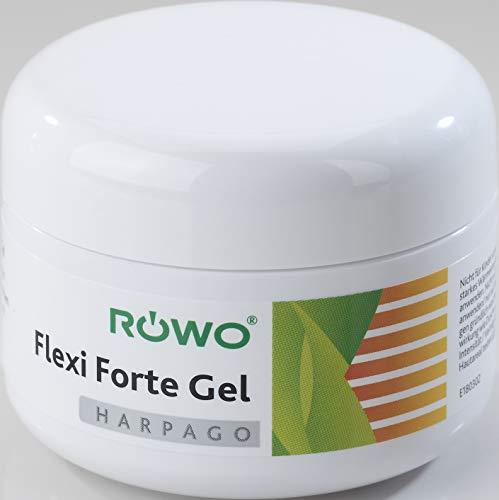 Röwo Flexi Forte Hautpflege Gel, 100 ml
