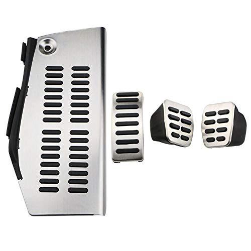 oiusNZI Pedales Pedal Pad Cover Accesorios para Pedales de Coche, para Volkswagen...