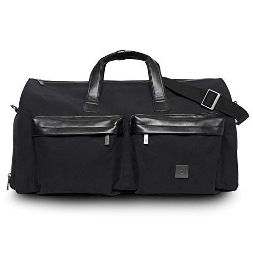 JAMES HAWK Suit Weekender Tasche Hochwertige Garment Reisetasche für Anzug & Hemd | Premium Geschenk...