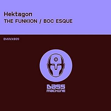 The Funkion / BOC ESQUE