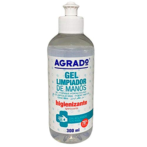 Gel Manos AGRADO 300 ML HIGIENIZANTE