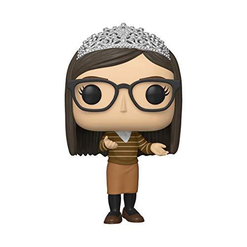 Funko 38581 POP Vinyl: Big Bang Theory S2: Amy Sammelbares Spielzeug, Mehrfarben, Einheitsgröße