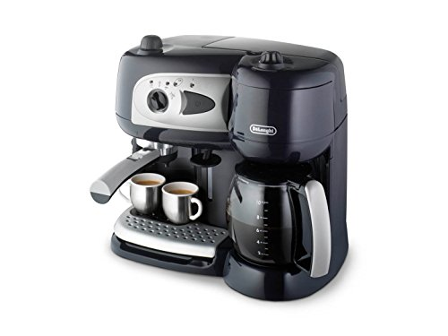 DeLonghi BCO 260.CD.1 Independiente Manual - Cafetera (Independiente, Cafetera...