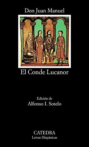 El Conde Lucanor: 53 (Letras Hispánicas)