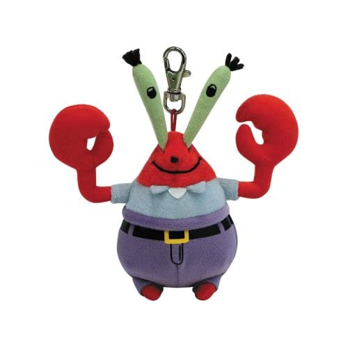 Mr krabs body slams baby