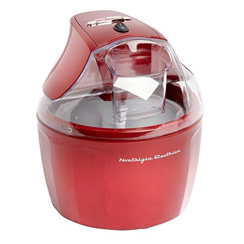 of nostalgia ice makers Nostalgia 1.5-Quart Electric Ice Cream Maker