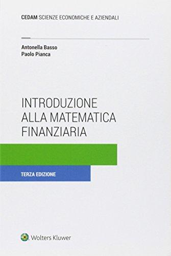 Introduzione alla matematica finanziaria
