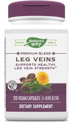 Nature's Way Leg Veins with Tru-OPCs, 120 VCaps