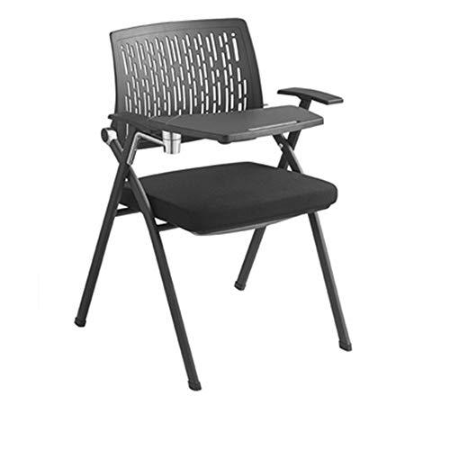 Schrijven Board stoel binnen en buiten Zware Metalen klapstoel uitgerust met drie soorten Tablet te kiezen Schrijven Board Trainingsstoel