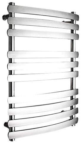 GPWDSN RVS handdoekwarmer, elektrische handdoekhouder voor badkamer, warme radiator centrale verwarming, vochtigheid van de handdoek, 220 V stekker