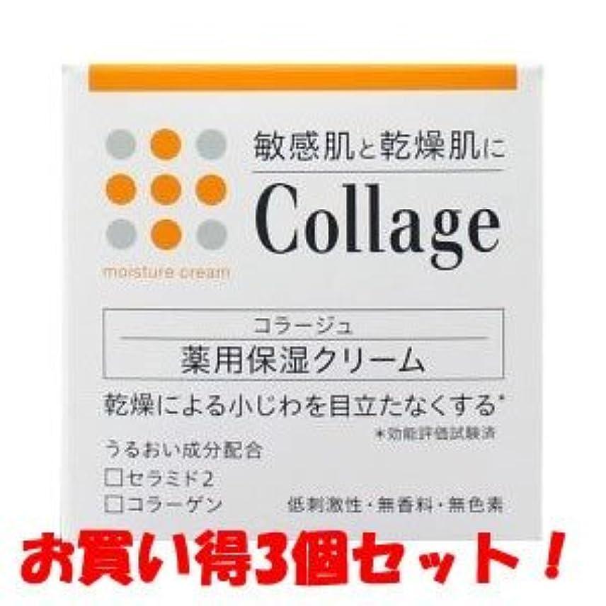 時制小道メタリック(持田ヘルスケア)コラージュ 薬用保湿クリーム 30g(医薬部外品)(お買い得3個セット)