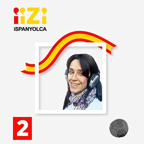 IIZI Ispanyolca 2 audiobook cover art