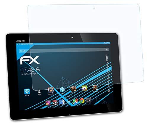 atFolix Schutzfolie kompatibel mit Asus Transformer Pad Infinity TF700T Folie, ultraklare FX Bildschirmschutzfolie (2X)