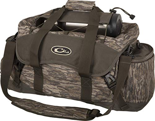 Drake Waterfowl Blind Bag 2.0 Mossy Oak Bottomland Large