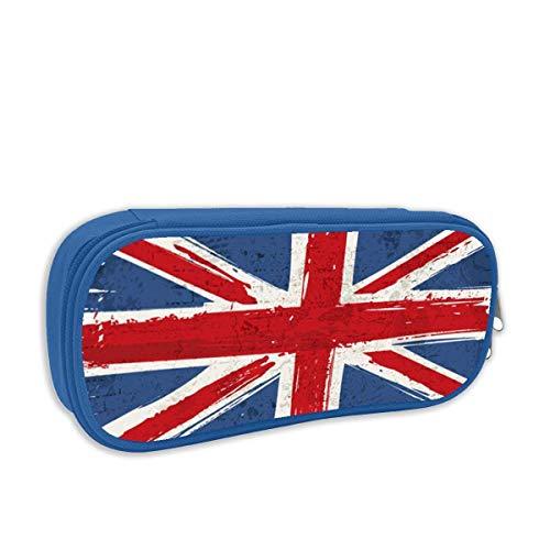 Gran Bretaña - Estuche para lápices con diseño de bandera de estudiante