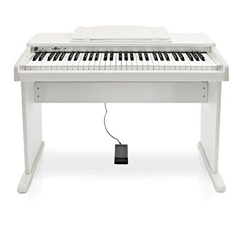 JDP-1 Junior Digitalpiano von Gear4music weiß - 4
