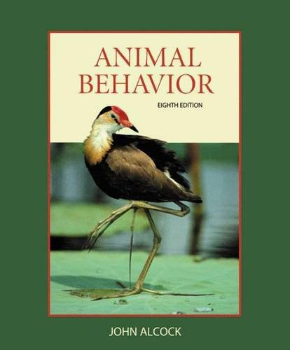 Animal Behavior: An Evolutionary Approach, 8th Edition