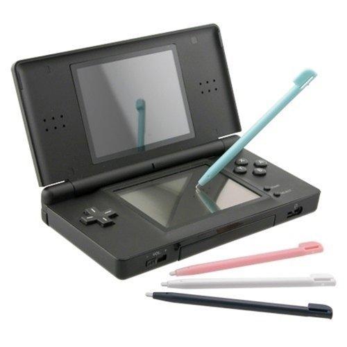 Generic 4 Piece Stylus Pen Set Multi Color for Lite - Nintendo DS