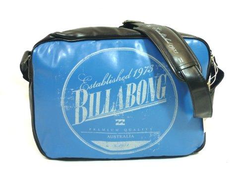 Billabong Tasche Laptop Bag Paradise Petrol blau Messenger Umhängetasche neu