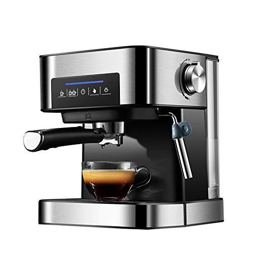 Cheapest Prices! ANGELA Commercial Semi Automatic Espresso Maker, High Pressure Steam Foaming, for C...