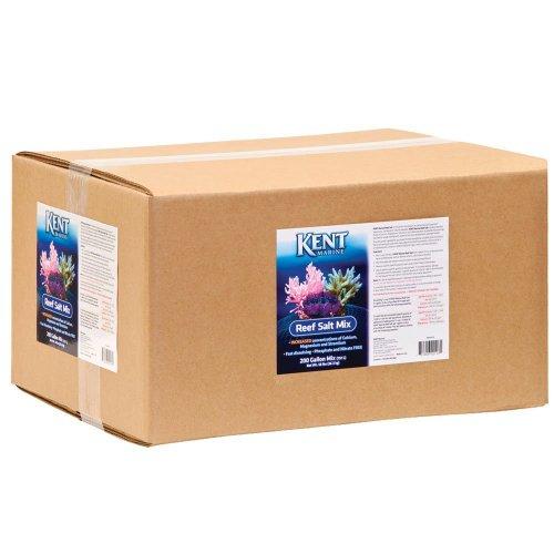 Visit the Kent Marine 02113 Reef Salt Mix, 58-Pound Box on Amazon.