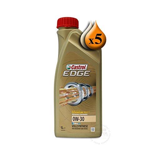 Castrol EDGE FST 0W-301L de titanio (5x 1L)