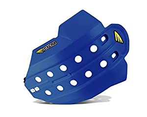 Cycra 1CYC-6224-62 Full Armor Skid Plate - Blue by Cycra