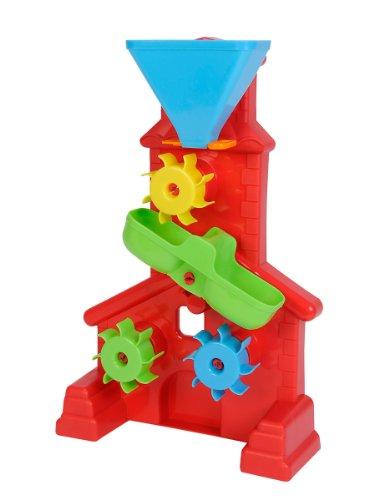 Simba 107104294 - Sandmühle groß, es wird nur ein Artikel geliefert, 42x26cm, Sandkasten, Sandspielzeug