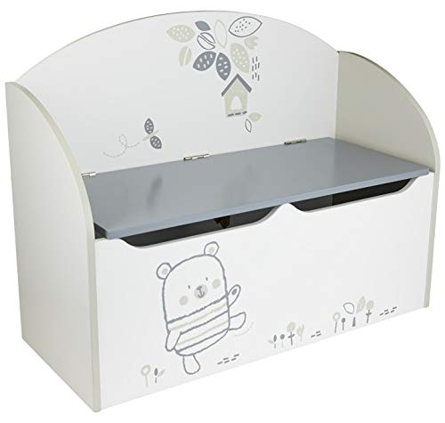 Demeyere Toy Box MDF, weiss, 69,3×29,3×54,3cm - 5