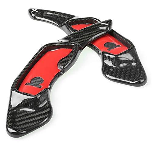 Für BRZ Förster (SJ) Legacy Impreza Für Toyota GT86 Echte Kohlefaser DSG-Auto-Lenkrad-Paddel-Shifter-Erweiterung Schicht Paddles Blade