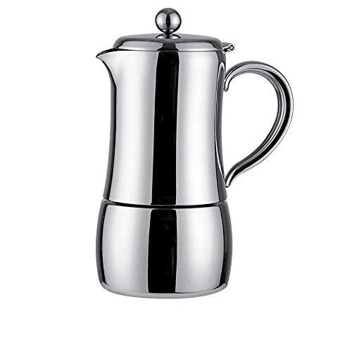Sooiy Percolador, 6 Tazas de café Moka Olla cafetera Italiana para ...