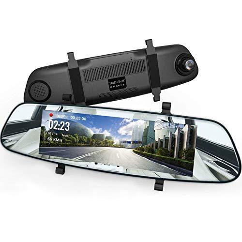 DuDuBell Streaming Dashcam Autokamera 7