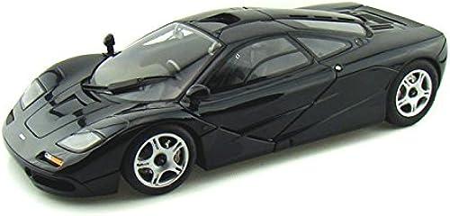 McLaren F1, dkl.-met.-blau, 1994, Modellauto, Fertigmodell, Minichamps 1 12