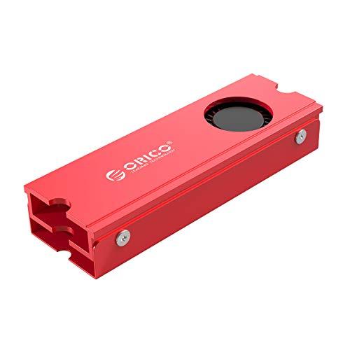 ORICO Disipador de Calor SSD con Ventilador de enfriamiento para...