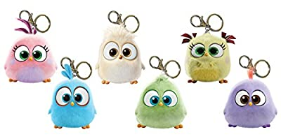 Angry Birds Hatchling Bag Charm 1 pc. (775-3) Color Will Vary