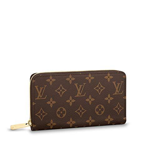 Louis Vuitton Zippy Wallet Monogram Canvas (Brown)